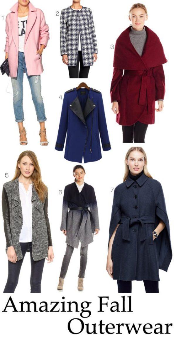 Fall 2014 Outerwear