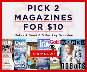 DiscountMags.com Magazine Sale
