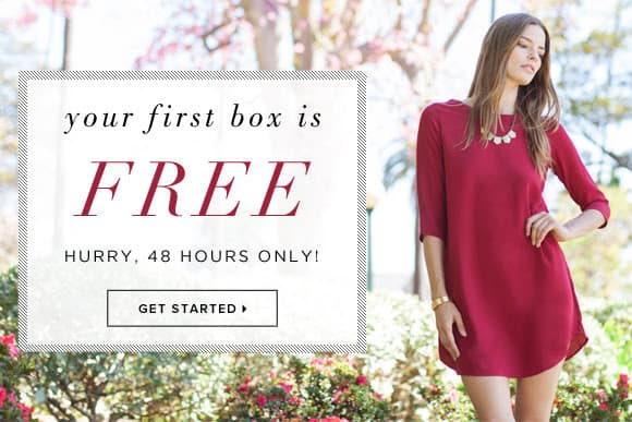 Le Tote First Month Free
