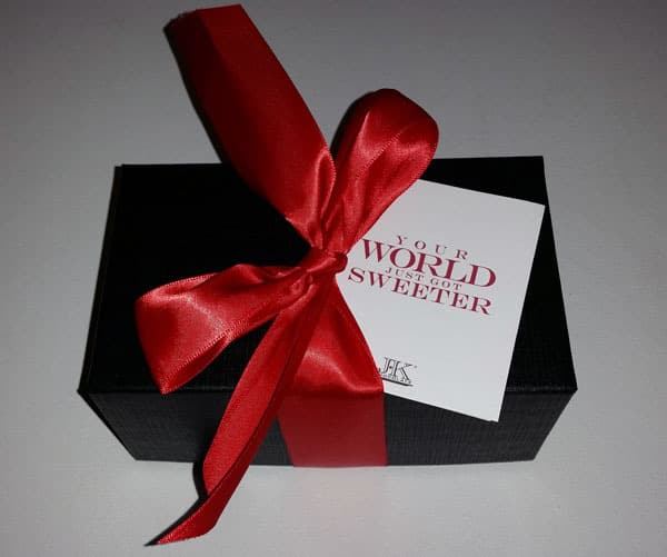 JK Chocolate Double Gift Box