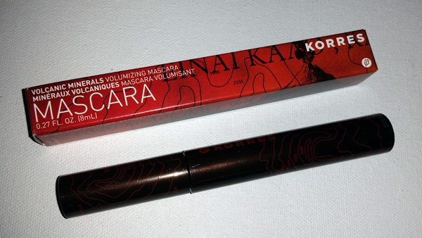 Korres Volcanic Minerals Volumizing Mascara