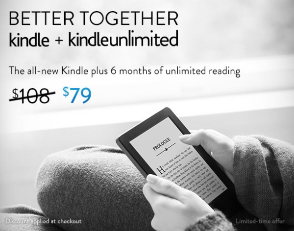 Kindle and Kindle Unlimited