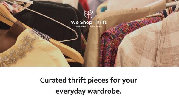 We Shop Thrift