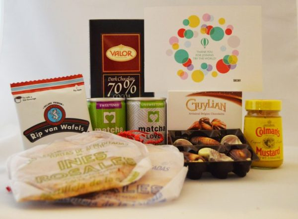 Try the World: Subscription Box Review by Shop Girl Daily