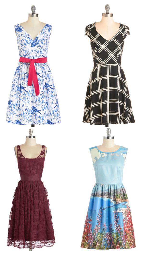 Modcloth Sale Dresses