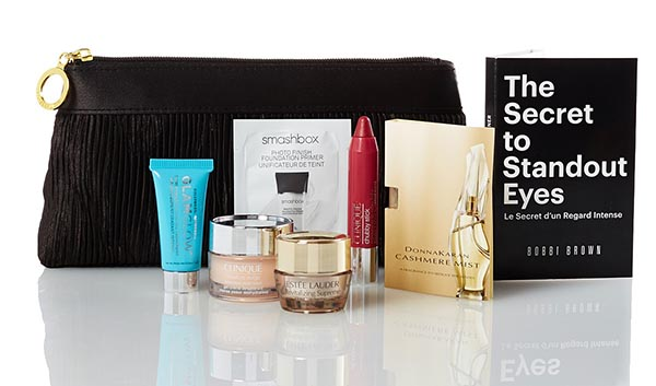 HauteLook Nordstrom Anniversary Beauty Exclusive Bag