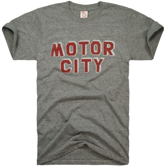 Detroit T-Shirts Inspired by HGTV's Nicole Curtis
