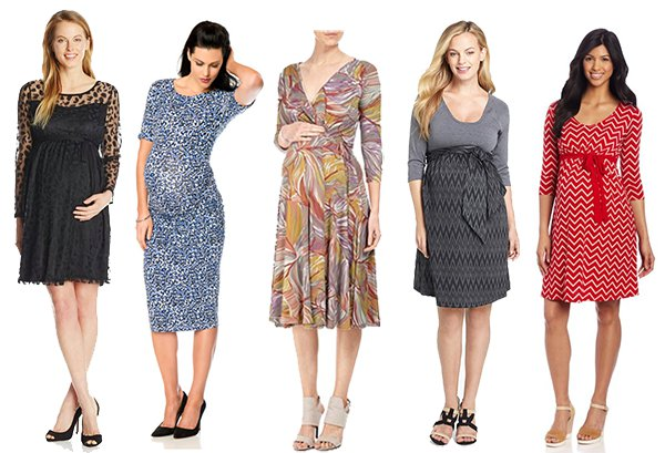Maternity Dresses to wear to a fall wedding