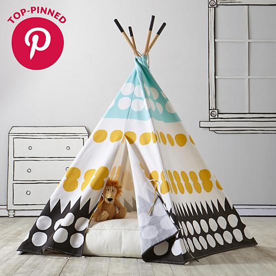 The Land of Nod Black Friday Sale: A Teepee to Call Your Own