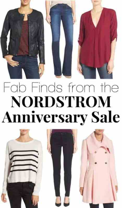 Fab finds from the Nordstrom Anniversary Sale