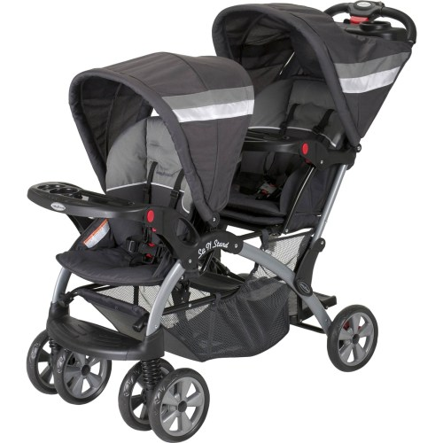 Medium Of Baby Trend Sit And Stand Double Stroller