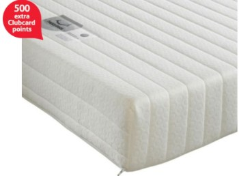 Happy Beds Chand Open Coil Spring Orthopaedic Mattress 2ft6 Small Single