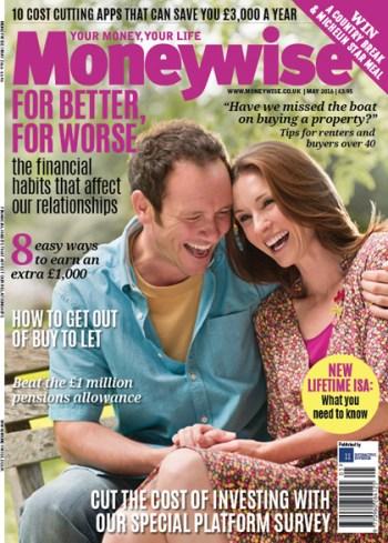 Moneywise magazine Tesco clubcard vouchers points redemption