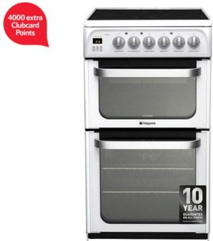 hotpoint-cooler-4000-extra-clubcard-points-tesco