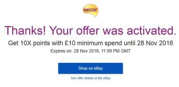 activate-10-x-nectar-points-ebay