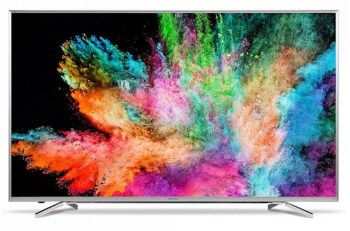 Hisense H55M7000 55 Inch Smart 4K ULED TV With HDR & Freeview HD - Silver