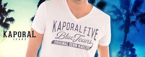 vente privée Kaporal Jeans