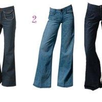 """I love Jeans"" - Teil 1 Jeans Trends für Herbst/Winter 2007"