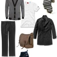 Kühle Jungs - Outfits für den Herbst 2008