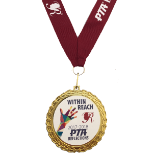 Pta reflections awards from shoppta reflections medallions yadclub Images