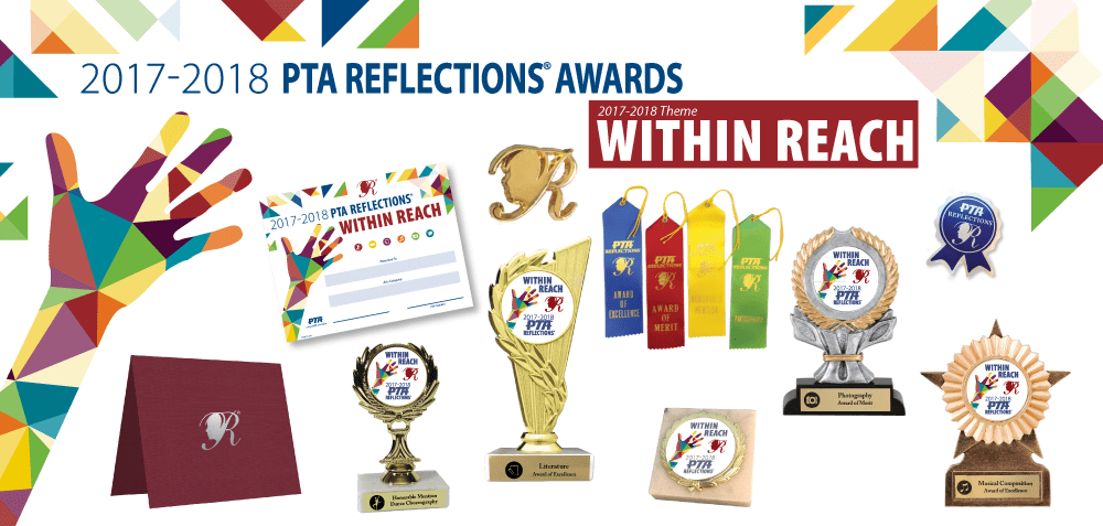 Pta reflections awards from shoppta we value the award process and when a student is recognized two years in a row we dont think it should be a duplicate our pta reflections awards changes yadclub Images