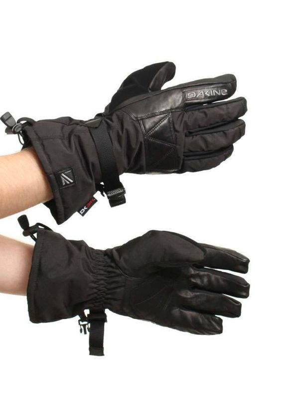 DAKINE RIDGELINE SNOW GLOVES Black