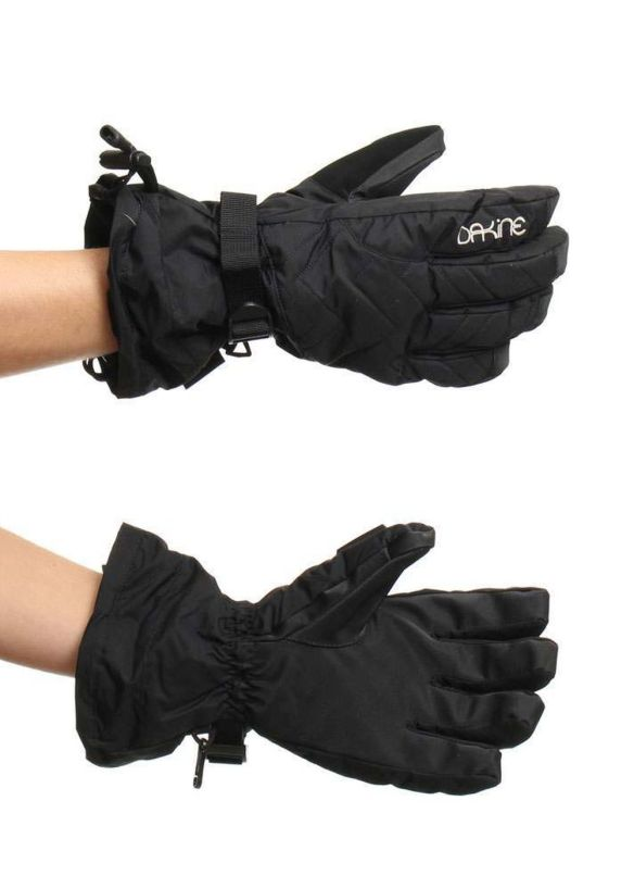 DAKINE CAMINO SNOW GLOVES Black