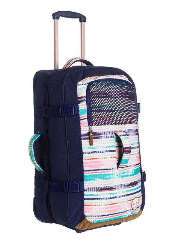 ROXY SURF N ROLL LUGGAGE Warm White