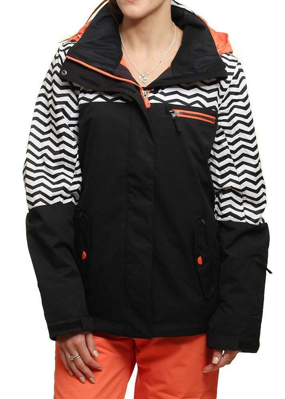 Roxy jetty block women's insulated jacket