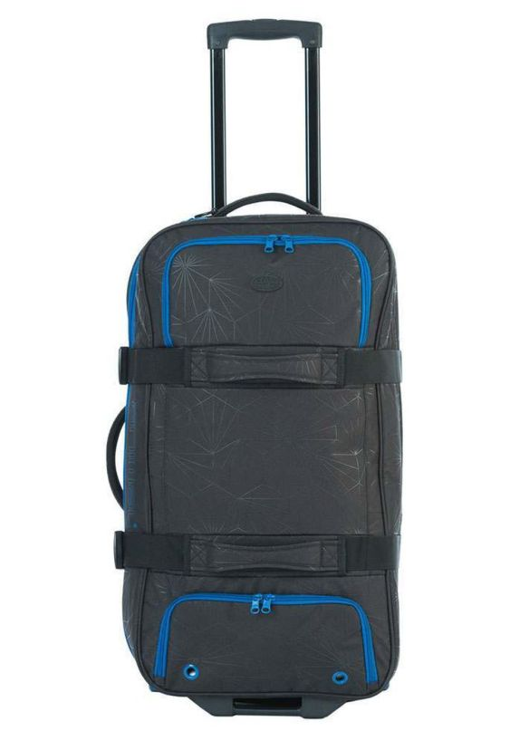 ANIMAL EVERGLADE WHEELED LUGGAGE 80L Black