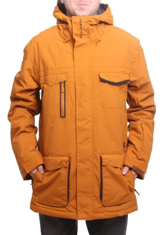 BILLABONG REVERT SNOW JACKET Pumpkin Spice