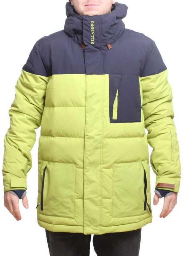 BILLABONG BOUND SNOW JACKET Poison Green