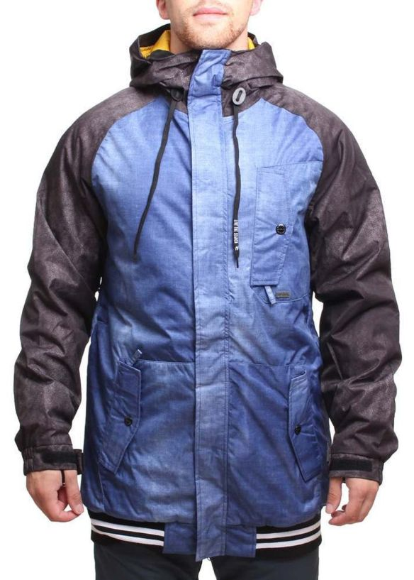 RIPCURL NILS SNOW JACKET Midnight Navy