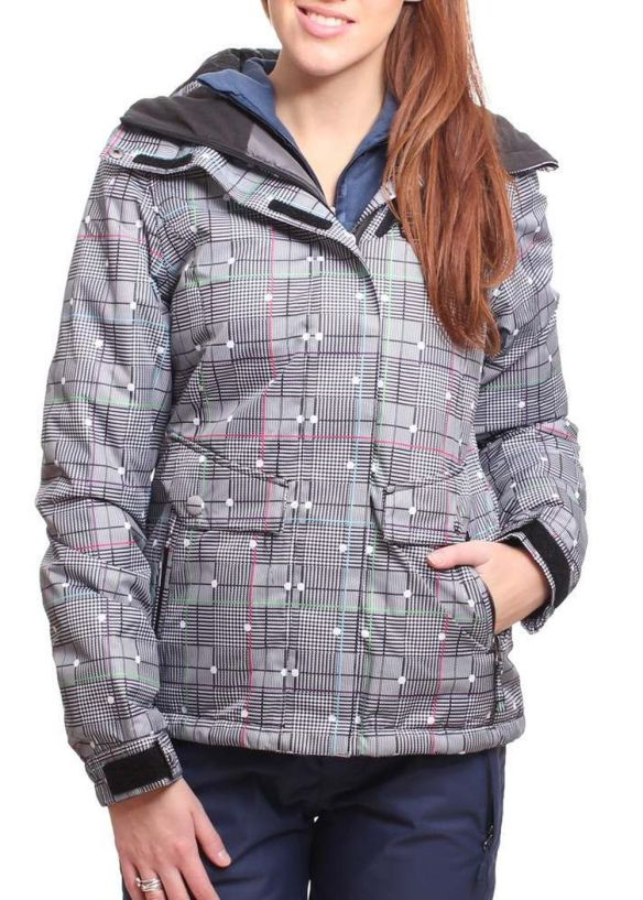RIPCURL SORCHA SNOW JACKET Dark Shadow