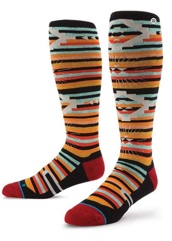 STANCE ISTAS SNOW SOCKS Black