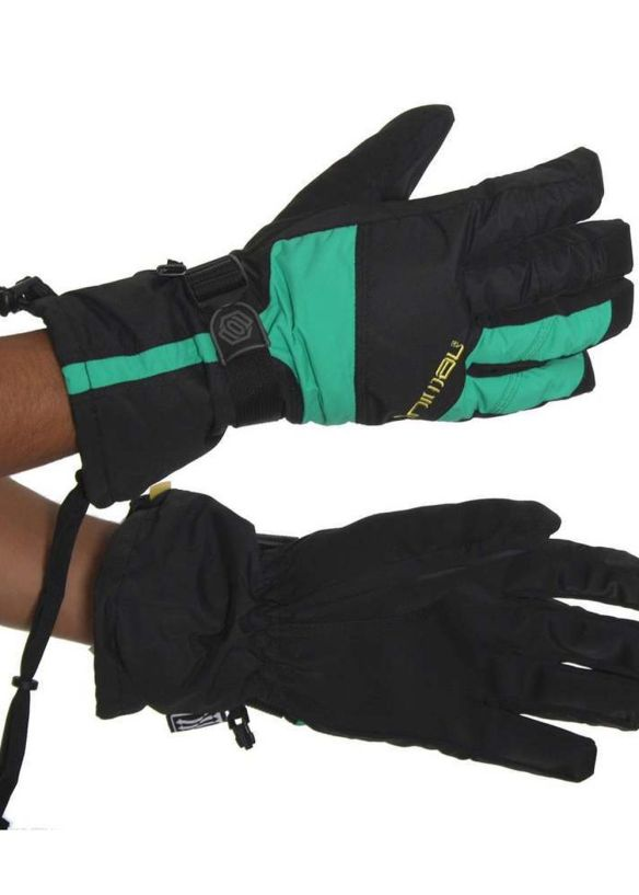 ANIMAL GUNAR SNOW GLOVES Deep Mint