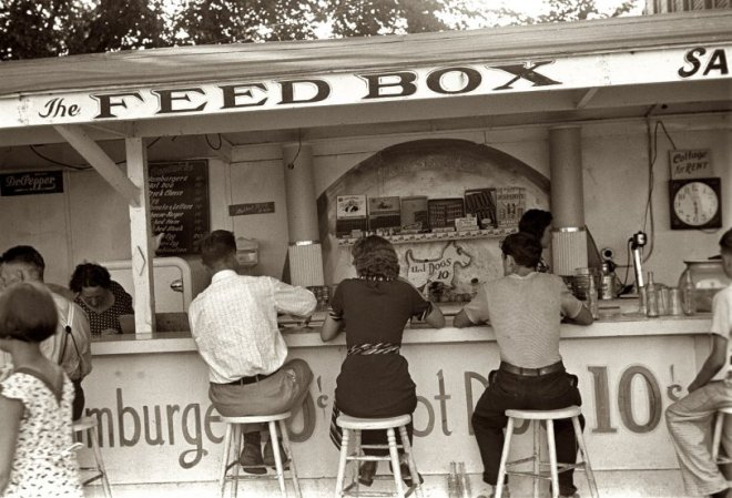 Evil Hot Dog Stand?