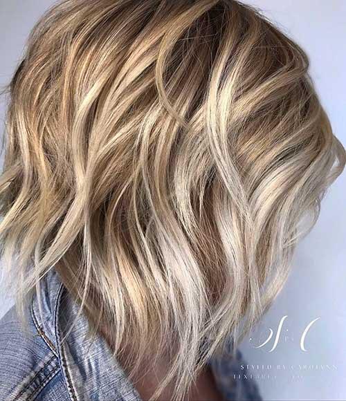 Short Choppy Hairstyles - 16