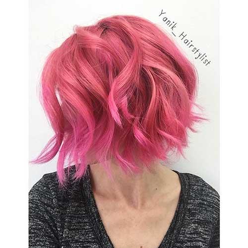 Short Choppy Hairstyles - 35