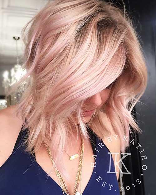 Latest Short Choppy Hairstyles - 37