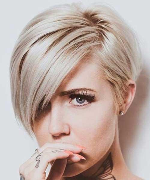 10 More Stylish Ideas for Short Blonde Hair Lovers - crazyforus
