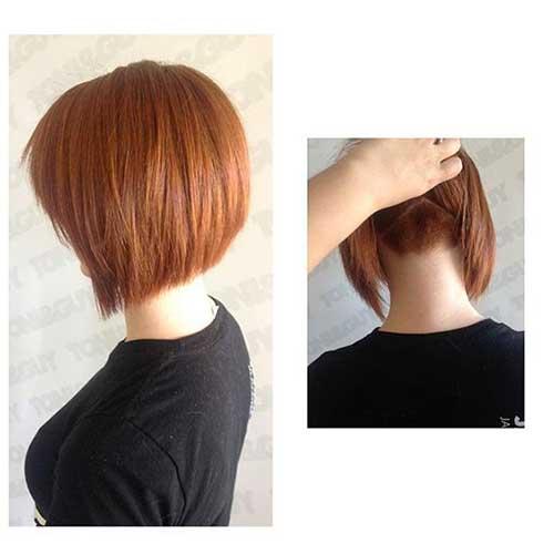 Layered Short Hairstyle