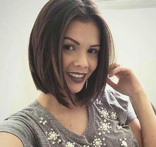 Brunette Short Hairstyles