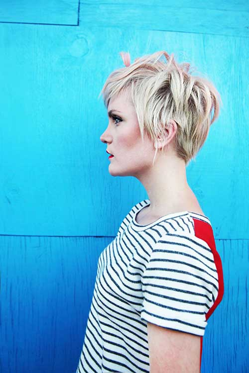 15 Messy Pixie Cuts Crazyforus