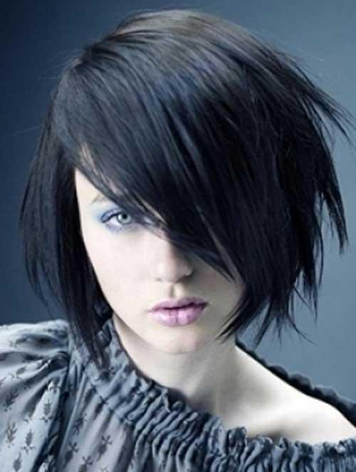 8 choppy bob hairstyles