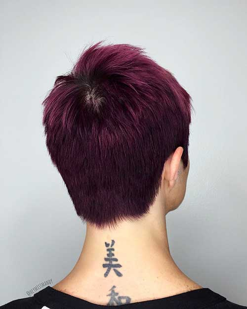 Pixie Hairstyles - 16