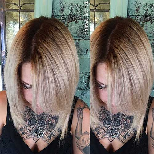 Short Straight Hairstyles 2017 - 17