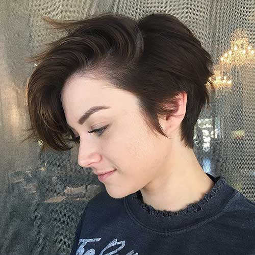 Pixie Hairstyles 2017 - 19