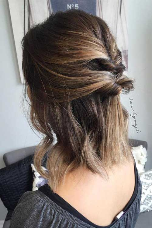 Braided Short Hairstyles-8