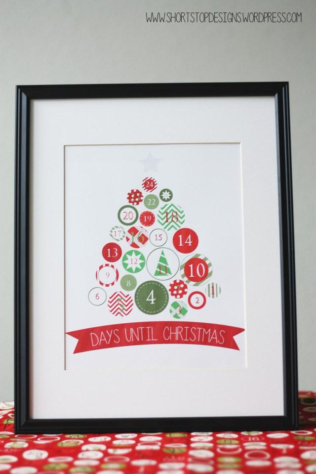 christmass Tree Countdown